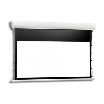 Екран Avers AKUSTRATUS 2 TENSION 21-16 MG BT, за стена/таван, Matt Grey, 2430 х 2030 мм, 4:3 image