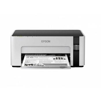 Мастиленоструен принтер Epson EcoTank M1100, монохромен, 1440 x 720 dpi, 32 стр./мин, USB, A4 image