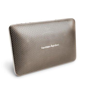 Тонколона harman/kardon Esquire 2 CLD, 1.0, 16W RMS (2 x 8W), Bluetooth/NFC/USB, златиста, литиево-полимерна батерия, микрофон image