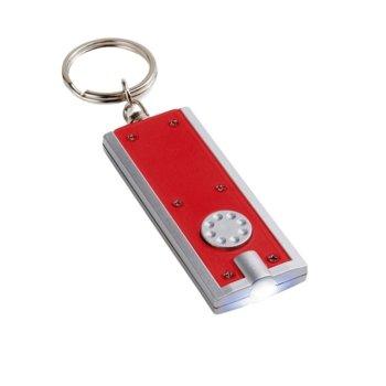 Фенер Hi!Dea Look, включва 2 батерии, червен image