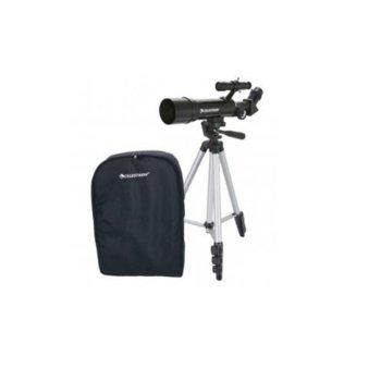 Телескоп Celestron Travelscope 50, 18/45 кратно увеличение, в комплект с раница image