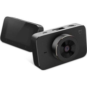 """Видеорегистратор Xiaomi Mi Dash Cam, камера автомобил, Full HD (1920×1080p)@30fps, 2.7"""" (6.86 cm) TFT LCD дисплей, TF карта памет, Wi-Fi, черен image"""