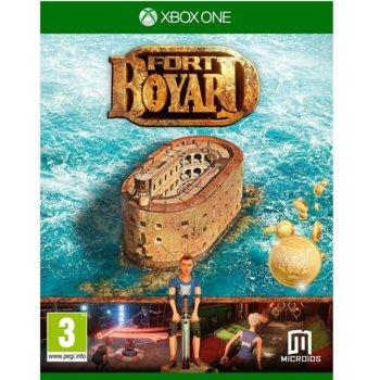 Игра за конзола Fort Boyard, за Xbox One image