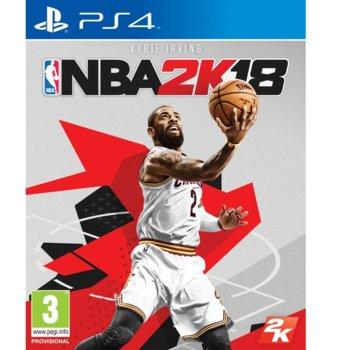 Игра за конзола NBA 2K18, за PS4 image
