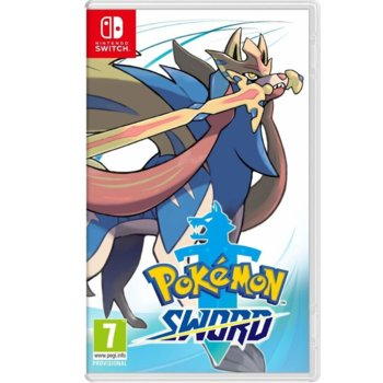 Игра за конзола Pokemon Sword, за Nintendo Switch image