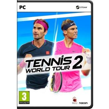 Игра Tennis World Tour 2, за PC image