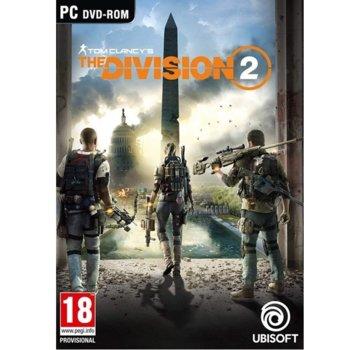 Игра Tom Clancy's The Division 2, за PC image