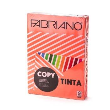 Копирен картон Fabriano, A4, 160 g/m2, оранжев, 250 листа image
