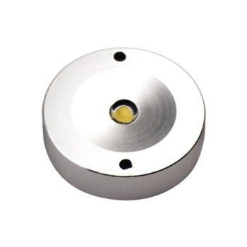 LED мебелно осв. тяло, ORAX LDLH00101CW, 1W, DC 3.5V, Студено бяла image
