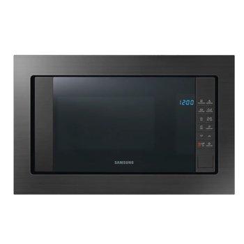 Микровълнова фурна Samsung FG87SUG/OL, електронно управление, 800W, 23л. обем, черна image