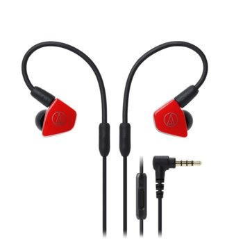 Audio-Technica ATH-LS50iS Red product