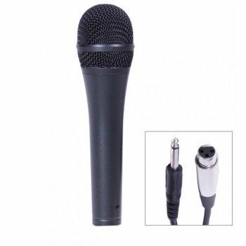 Микрофон M-78, динамичен, импеданс 600 Ohm, черен image