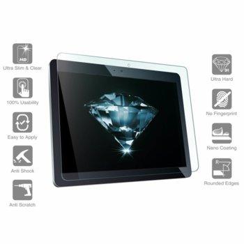 """Протектор от закалено стъкло /Tempered Glass/ 4smarts Second Glass за Samsung Galaxy Tab S4 10.5"""", 0.3mm image"""