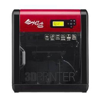 "3D принтер, XYZPrinting Da Vinci 1.0 Pro 3-in-1, 2.6""(6.60 cm) дисплей, USB 2.0, Wi-Fi image"