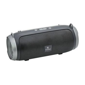 Тонколона Kisonli KS-2000, 1.0, 5W, AUX, Bluetooth 5.0, USB, SD Card, различни цветове, 1200mAh батерия image