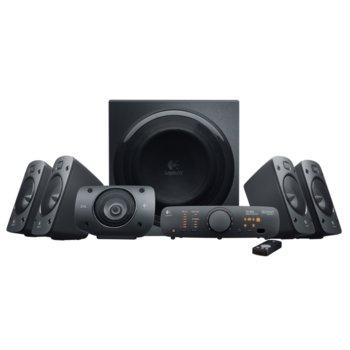 5+1 Logitech Speaker System Z906 product