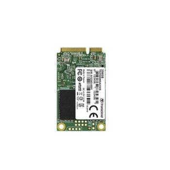 Памет SSD 256GB, Transcend 230S TS256GMSA230S, SATA 6Gb, mSATA, скорост на четене 530 MB/s, скорост на запис 400 MB/s image