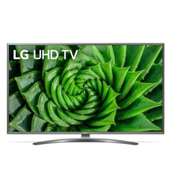 "Телевизор LG 50UN81003LB, 50"" (127 cm) LED Smart TV, Ultra HD, DVB-T2/C/S2, Wi-Fi, LAN, Bluetooth, 4x HDMI, 4x USB image"