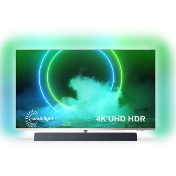 "Телевизор Philips 65PUS9435/12, 65"" (165.10 cm) 4K/UHD HDR Smart TV, DVB-T/T2/T2-HD/C/S/S2, LAN, Wi-Fi, Bluetooth, Ambilight, 4x HDMI, 2x USB image"