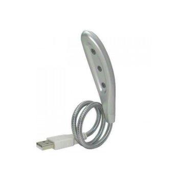 USB Лампа 3 Led image