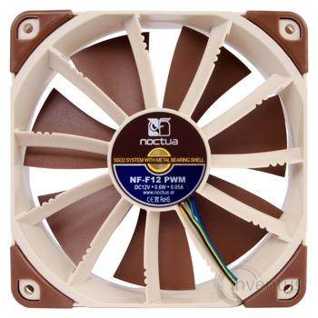 Вентилатор 120mm, Noctua NF-F12 PWM, 1500rpm image