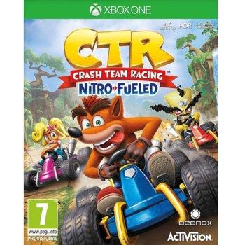Crash Team Racing Nitro-Fueled (Xbox One) product