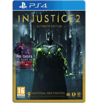 Injustice 2 Ultimate Edition product