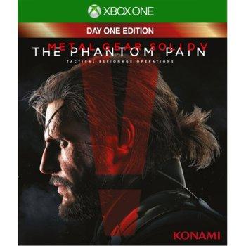 Metal Gear Solid V: The Phantom Pain Day 1 Bonus product