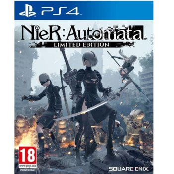 NieR: Automata Limited Edition product