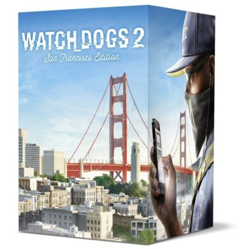 Watch Dogs 2 San Francisco Edition product