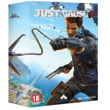 Just Cause 3 Collectors Edition product