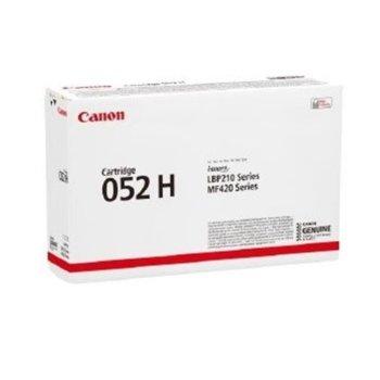 Тонер касета за Canon LBP212dw, LBP214dw, LBP215x, MF421dw, MF426dw, MF428x, MF429x, Black, - CRG-052H - Canon - Заб.: 9200 k image