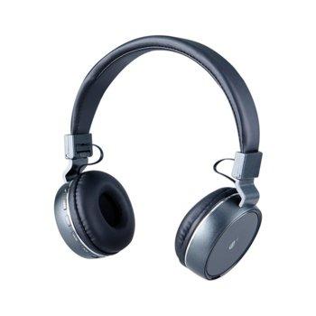 Слушалки Moveteck C4529, безжични, микрофон, Bluetooth, 200mAh батерия image