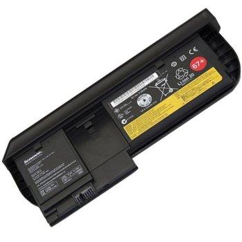Батерия (оригинална) за лаптоп Lenovo, съвместима с модели ThinkPad X220T, Tablet X230T, Tablet 67+, 10.8V, 5800mAh image