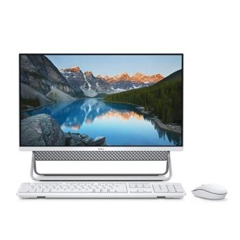 "All in One компютър Dell Inspiron 5400 AIO (DIAIO5400I78G256GMX330T_WINH-14), четириядрен Tiger Lake Intel Core i7-1165G7 2.8/4.7 GHz, 23.8"" (60.45 cm) Full HD Anti-Glare Display & GF MX330 2GB, 8GB DDR4, 256GB SSD & 1TB HDD, Windows 10 Home image"