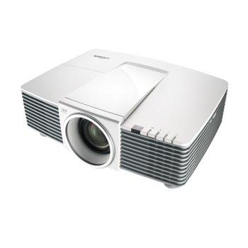 Проектор Vivitek DH3331, DLP, 3D Ready, Full HD (1920x1080), 10000:1, 5000 lm, 2x HDMI, 2x VGA, DVI-D, 2x RJ-45, USB, бял image