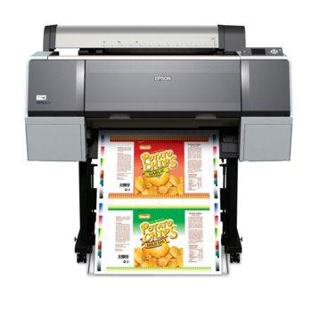 Epson Stylus Pro WT7900 мастилен A2 широкоформатен принтер, 2400x1200dpi, 256MB, USB2.0, LAN, 1 г. image
