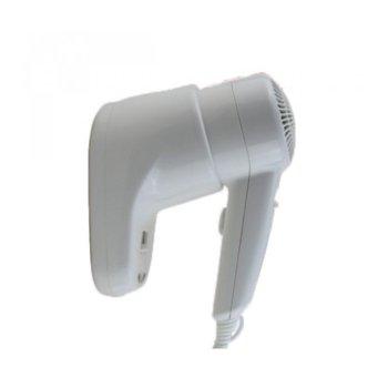 Сешоар Crown CHD-1200 W, 1200W, aвтоматичен предпазител, възможност за монтиране на стена, бял  image