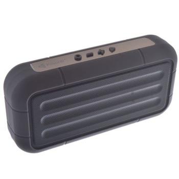 Тонколона Kisonli S3, 1.0, 1х5W, безжична Bluetooth, работен режим до 5 часа, черен image