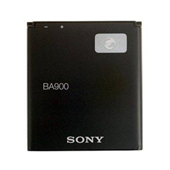 Батерия (заместител) Sony Xperia, BA900 HQ, J/L/M/TX BA900 HQ, 1700mAh/4.2V image