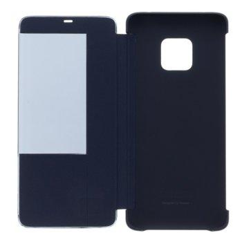 Калъф за Huawei Mate 20 Pro, отваряем, Huawei C-Laya-Flip, син image