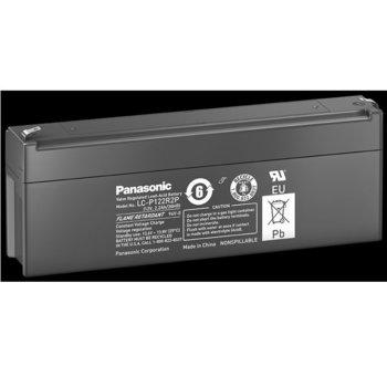Акумулаторна батерия Panasonic LC-R122R2PG, 12V, 2.2Ah, AGM image