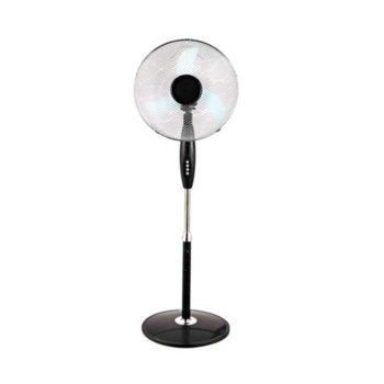 Настолен вентилатор Finlux FSF-1645, 3 скорости на работа, 45W, черен image