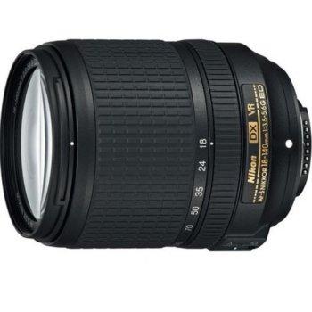 Обектив Nikon AF-S DX NIKKOR 18-140mm f/3.5-5.6G ED VR за Nikon F image
