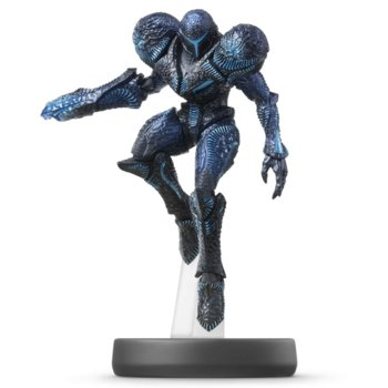 Фигура Nintendo Amiibo - Dark Samus No.81 [Super Smash Bros.], за Nintendo Switch image