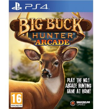 Big Buck Hunter Arcade product