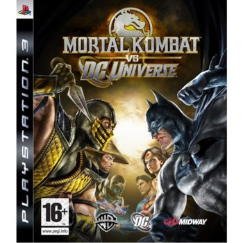 Mortal Kombat vs. DC Universe product