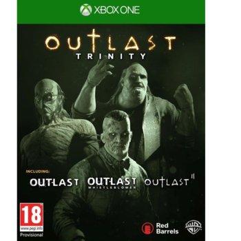 Игра за конзола Outlast Trinity, за Xbox One image