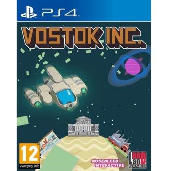 Vostok Inc PS4 product