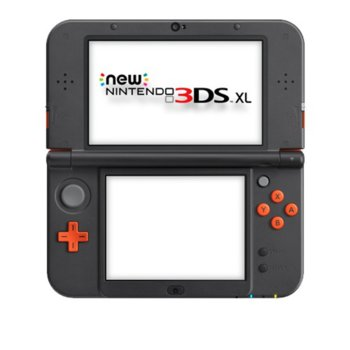 New Nintendo 3DS XL - Orange Black product